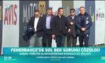 Fenerbahçe'de sol bek sorunu çözüldü