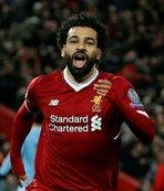 Premier Lig'de mart ayının futbolcusu Salah