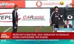 Beşiktaş'ta Denizli kafilesinde 4 oyuncu yer almadı