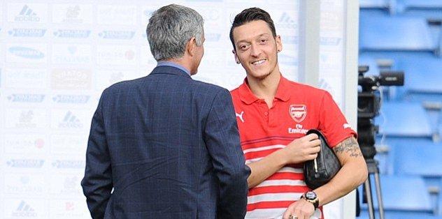 İşte ManU'nun Mesut Özil planı