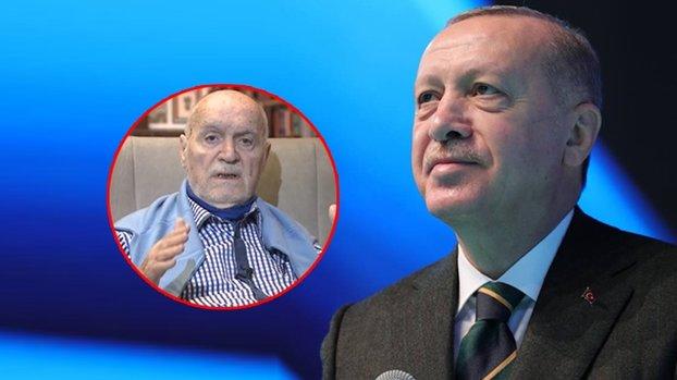 Hıncal Uluç: Türk futbolu adına en büyük şansımız Başkan Erdoğan'ın hayata futbolcu olarak başlaması