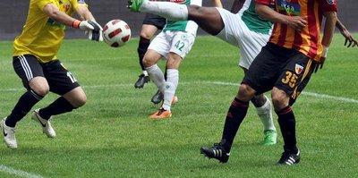 Konyaspor 2-1 Kayserispor