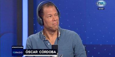 Oscar Cordoba'dan Falcao yorumu!