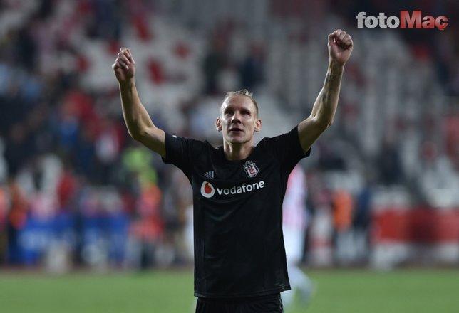 Beşiktaş Vida'nın fiyatını belirledi! Premier Lig...