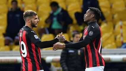 Parma Milan 1-3 (MAÇ SONUCU - ÖZET)