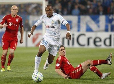Marsilya - Bayern Münih (Şampiyonlar Ligi Çeyrek Final)