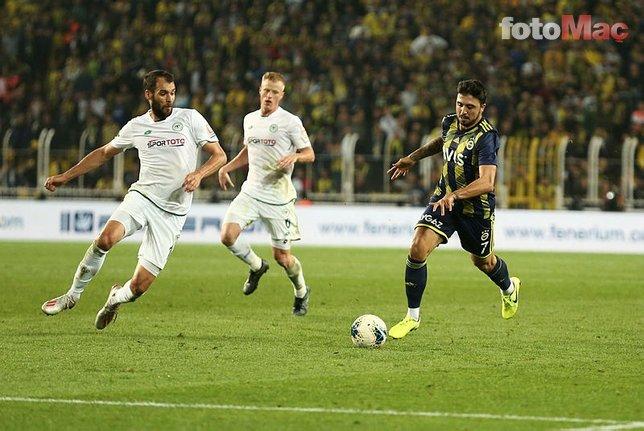 Fenerbahçe'de 6 değişiklik birden! Konyaspor maçında...