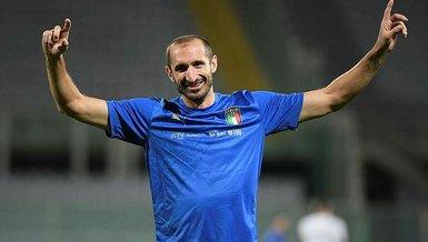 Son dakika spor haberleri: EURO 2020 öncesi İtalya'da Giorgio Chiellini: Türkiye çok güçlü bir takım