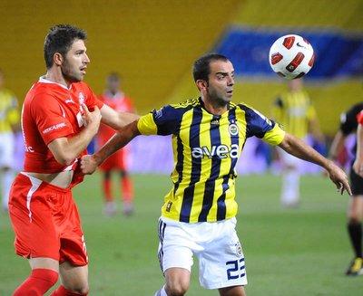 Fenerbahçe - Antalyaspor (Spor Toto Süper Lig 1. hafta mücadelesi)