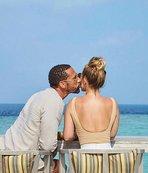 Rio Ferdinand Türkiye'de evlendi!
