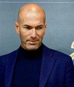 Horozlar'ın başına Zinedine Zidane
