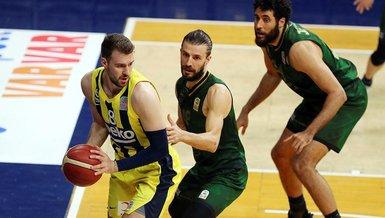 Fenerbahçe Beko uzatmalarda kazandı