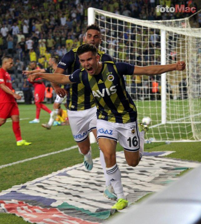 Fenerbahçe'den Ferdi Kadıoğlu için son dakika transfer kararı!