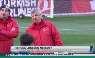 Mircea Lucescu nerede?