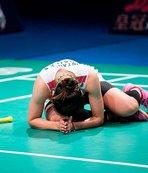 Badmintonda madalyasız döndük