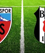 Kayserispor - Beşiktaş | CANLI