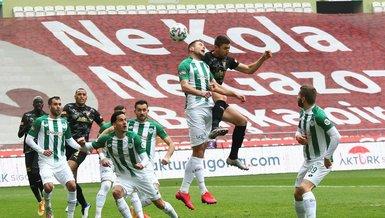 Konyaspor Göztepe: 2-3 (MAÇ SONUCU - ÖZET)