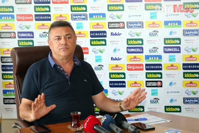 Hasan Kartal'dan flaş sözler: Ali Koç'tan sponsorluk sözü aldık