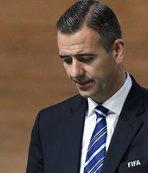Eski FIFA yöneticisine 10 yıl men cezası!