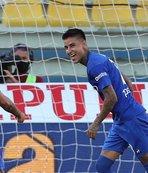 3 penaltılı maçta kazanan Fiorentina!