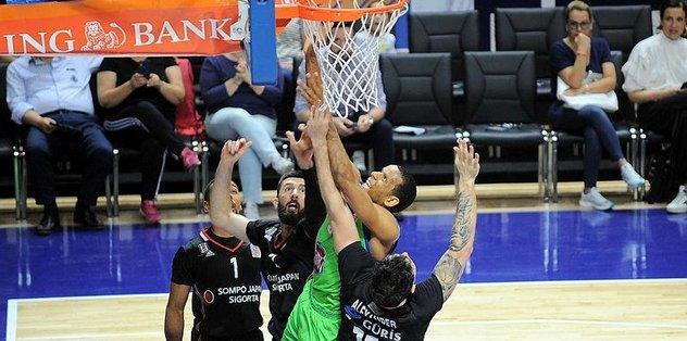 TOFAŞ 102-76 Beşiktaş | MAÇ SONUCU (ÖZET)
