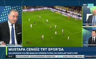 Mustafa Cengiz: ''Yabancı sınırını gündeme getiren...''