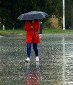 Antalya'da hava durumu! Meteorolojiden yağış uyarısı