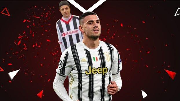Yufkacı dükkanından Juventus'a uzanan bir öykü: Merih Demiral