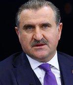 Bakan Bak'tan Mehmet Şanlı'ya destek