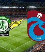 Akhisar - Trabzonspor | CANLI