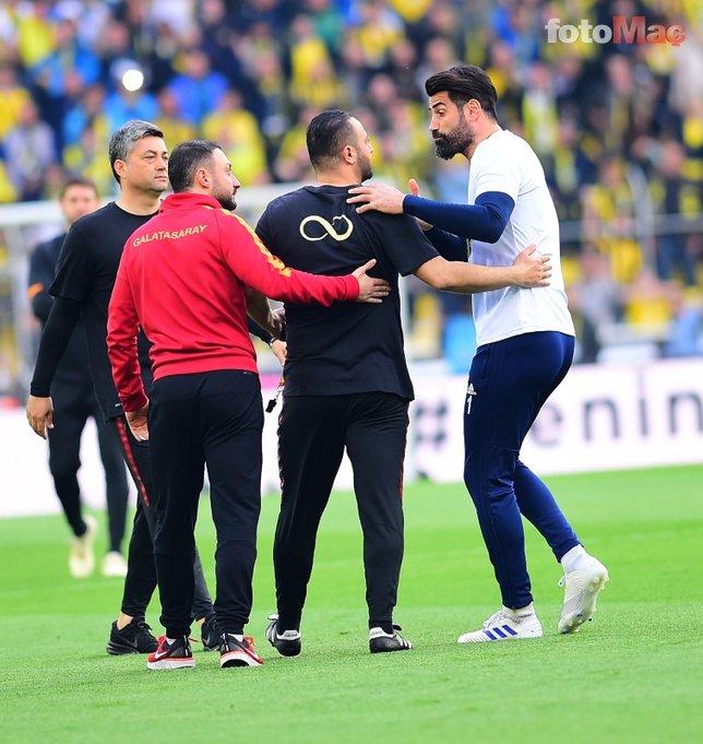 Volkan Demirel'den Hasan Şaş'a sert yanıt!