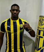 MKE Ankaragücü Sacko'yu transfer etti