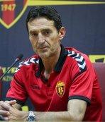 Vardar Teknik direktörü Janevski: Ancak bu şekilde...