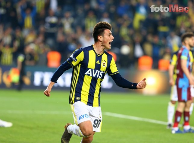 Fenerbahçe'nin eski yıldızı Eljif Elmas ezeli rakibe gidiyor