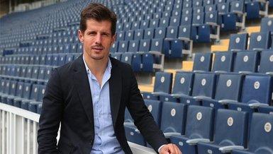 """Son dakika: Emre Belözoğlu'ndan Fabio Luciano'ya transfer mesajı! """"Bize senin gibi iyi oyuncular bul"""""""
