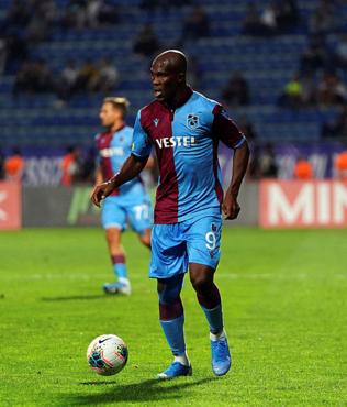 Trabzonspor'dan Nwakaeme itirazı! Tahkim'e başvurdu