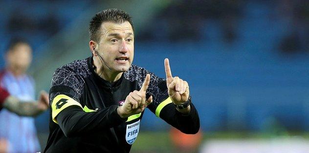 UEFA'dan Göçek ve Meler'e görev