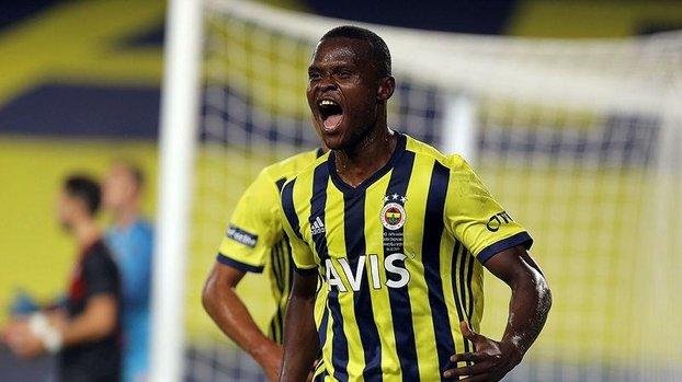 Fenerbahçe'nin yeni yıldızı Samatta idolünün Drogba olduğunu açıkladı #