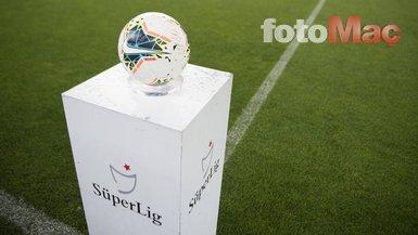 Son dakika spor haberleri | Süper Lig'de ilk yarının fikstürü belli oldu! İşte derbi tarihleri