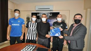 Nazilli Belediyespor'dan takıma destek çağrısı!
