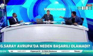 Gürkan Kubilay: Galatasaray'da mücadele etme gücü isteği ruhu yok