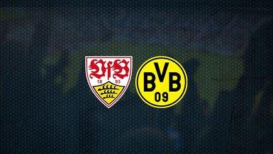 Stuttgart - Borussia Dortmund maçı ne zaman, saat kaçta ve hangi kanalda canlı yayınlanacak? | Almanya Bundesliga