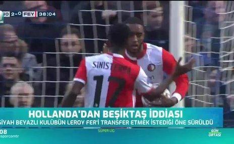 Beşiktaş'tan sürpriz transfer! Hollanda basını duyurdu