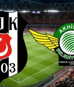 Akhisar Belediyespor - Beşiktaş maçı ne zaman saat kaçta ve hangi kanalda?