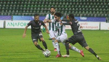 Giresunspor - Samsunspor: 0-0 (MAÇ SONUCU - ÖZET)
