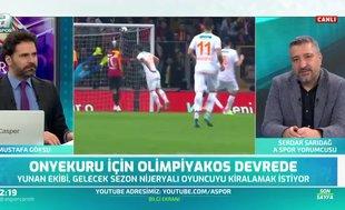 "Flaş Onyekuru sözleri! ""Kesin Galatasaray'da..."""