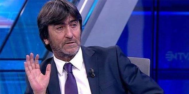 """Rıdvan Dilmen: """"Denayer'in pozisyonu direkt kırmızı"""""""