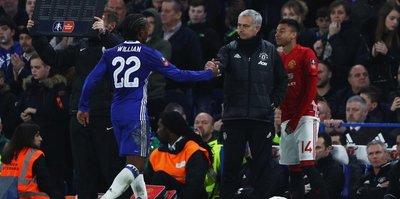 Mourinho'nun gözü eski öğrencisi Willian'da