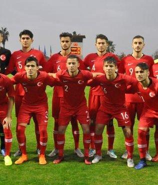 Milliler Bulgaristan'ı 2-1 ile geçti!