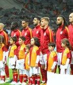 Galatasaray, 4 hafta sonra puan kaybetti